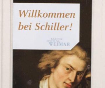Weimar-Fahrt der Deutsch-Leistungskurse der Jgst. Q1