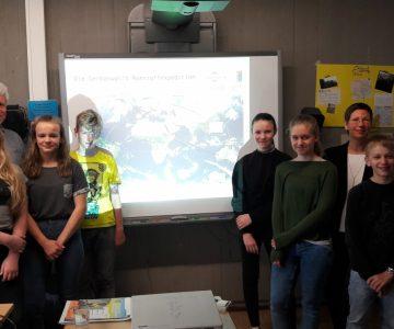 Hüffertgymnasium auf Rohstoffexpedition – Bildung für Nachhaltigkeit