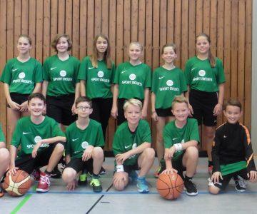 Basketball- Kreismeisterschaften