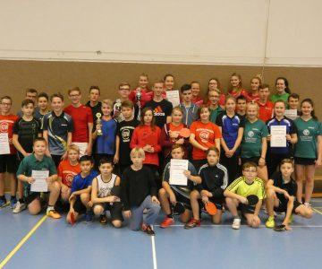 Tischtennis- Mannschaften gewinnen Kreistitel