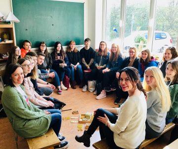 Exkursion zur Montessorischule