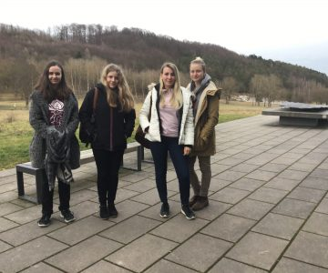 Q2 besucht KZ- Gedenkstätte Mittelbau- Dora