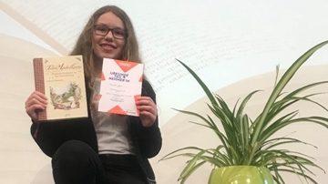 Vorlese- Wettbewerb