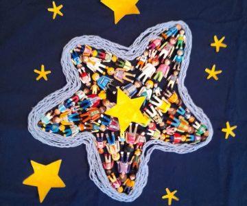 Sterne strahlen im Hüffertgymnasium