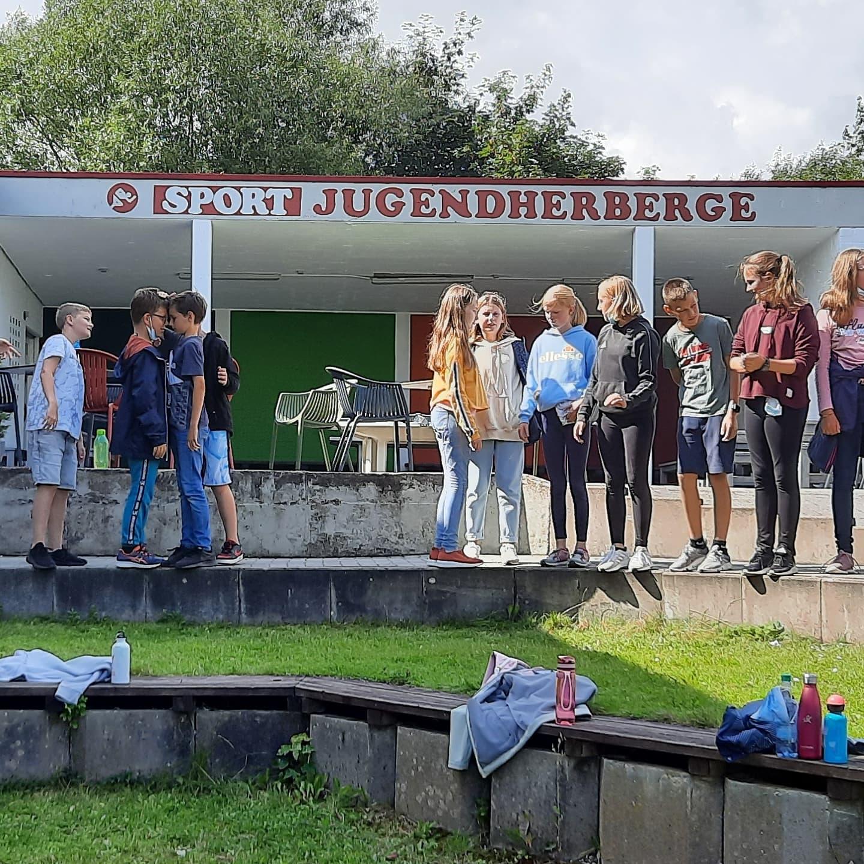 Klassenfahrt nach Bad Driburg