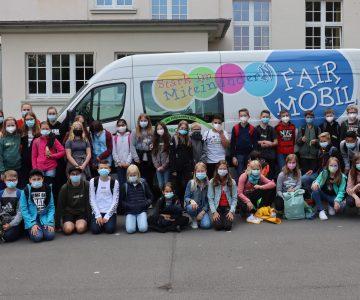 Fair Mobil – Schüler/innen üben sich in Konfliktlösungen  Teamgeist, Vertrauen und Rücksichtnahme stärken